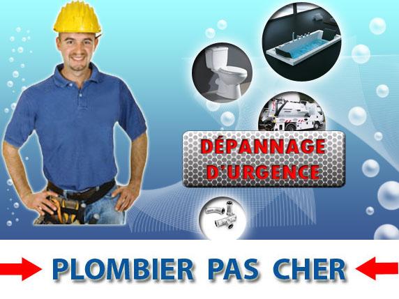 Deboucher Canalisation Le Thillay 95500
