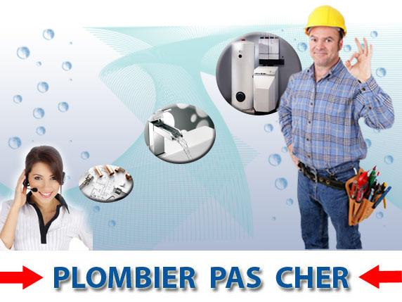 Degorgement Beaumont sur Oise 95260