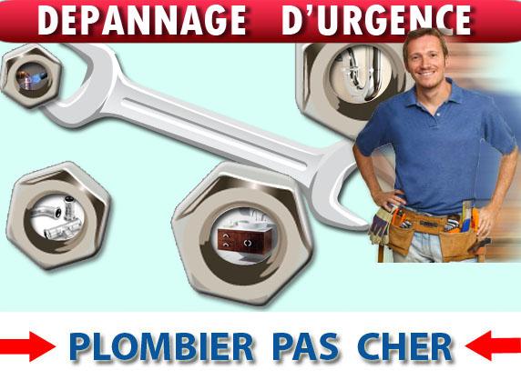 Degorgement Brou sur Chantereine 77177